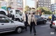 عکس | تردد بدون تشریفات حاج قاسم در یکی از خیابانهای تهران
