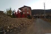 آخرین جزئیات از خسارات زلزله آوج به منازل روستایی