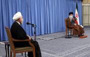 جایگزین روحانی بعد از استیضاح را هم مشخص کرده بودند! | واکنش تندروها به انتقاد رهبری از هتک حرمت رئیس جمهور