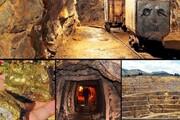 آخرین وضعیت فرآوری طلا در معدن تکاب | استخراج یک میلیون تن در سال