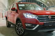 تصاویر | جدیدترین خودرو چینیِ بازار ایران تولید شد | قیمت هن تنگ X5 در بازار آزاد