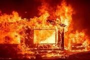 خسارت ۱۰ میلیاردی آتش به یک واحد تولیدی لوازم پزشکی