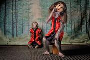 تصاویر | بهترین عکاسان اروپایی حیات وحش ۲۰۲۰ | میمون ماسکدار؛ بهترین بهترینها