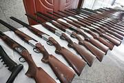 انهدام یک باند قاچاق اسلحه در کرمانشاه