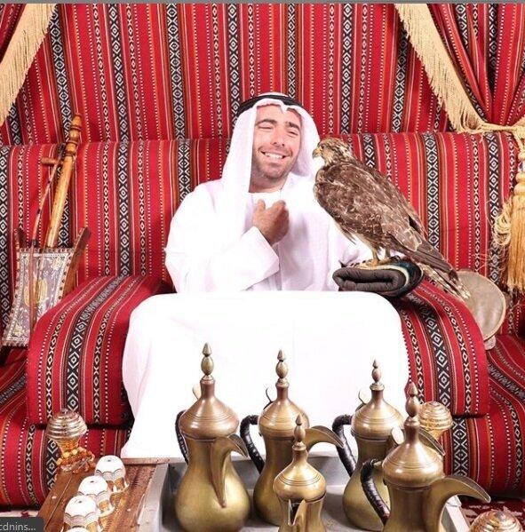 خواننده اسرائیلی در امارات