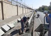 ایجاد مسیر دوچرخه در خیابانهای پاسدار گمنام و بیدی
