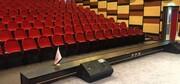 تبدیل آمفیتئاترهای سرای محلات تهران به سالنهای سینمایی
