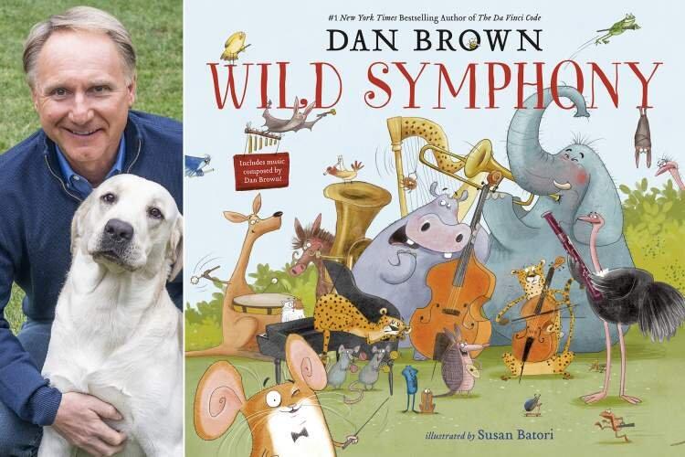 گفتوگو با دن براون و تجربه جدید نویسنده پرحاشیه   زندگی سمفونی حیات وحش است