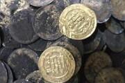 کشف ۲۶۰ سکه قدیمی در آرامستان ابنبابویه شهرری