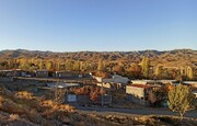 تصاویر | پاییز در بهشت - ساردوئیه جیرفت