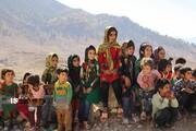 تصویر | «بریم مدرسه»؛ پویش تشویق کودکان به تحصیل در مناطق محروم