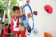 برگزاری مسابقات ورزشی در فضای باز
