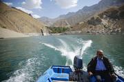 تصاویر | واریان، تنها روستای آبی ایران!