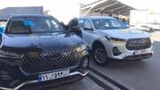 تصاویر | دو خودرو جدید به خیابانهای تهران آمدند