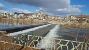 آغاز ساخت زیپلاین و پل معلق روی رودخانه سقز