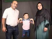 من، محمدمهدی، قهرمانآینده پارالمپیک هستم
