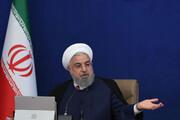 بالاترین خیانت به مردم از نظر روحانی | خبر خوش رئیس جمهور به مردم تهران