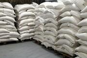 کشف ۱۱۰ تن شکر قاچاق در صحنه