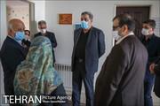 همراهسرای مرکز طبی کودکان با حضور شهردار تهران افتتاح شد