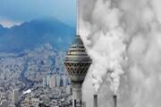 سهم هر یک از منابع آلاینده در آلودگی هوای تهران چهقدر است؟ | بازخوانی اطلاعات آخرین سیاهه انتشار شهر تهران
