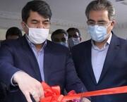 مرکز شبانهروزی فوریتهای صنایع و سرمایهگذاران یزد افتتاح شد