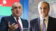 دیدار وزرای امور خارجه جمهوری آذربایجان و ارمنستان در ژنو