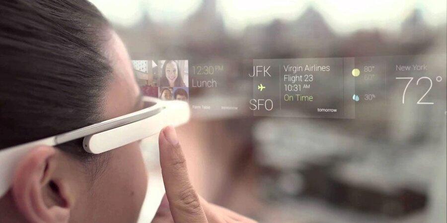 عینک واقعیت افزوده اپل