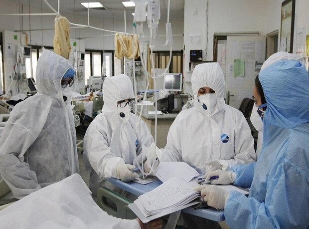 کرونا در یزد - بیمارستان