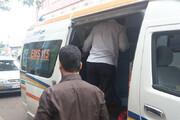 حادثه انتخاباتی در دیواندره | سقوط مینیبوس حامل صندوقهای رای سیار | یک نفر کشته و ۶ نفر مجروح شدند