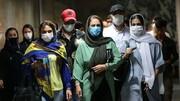 آخرین آمار کرونا در ایران؛ مجموع جانباختگان در آستانه ۷۴ هزار نفر | ۵۵۱۵ بیمار در وضعیت وخیم