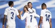 ویدیو | لالیگا اسپانیا |  قدرت نمایی رئال مادرید با ۴ گل
