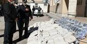 کشف یک تن مواد مخدر در شرق کرمان