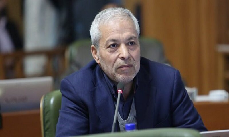 محمود میرلوحی عضو شورای شهر تهران