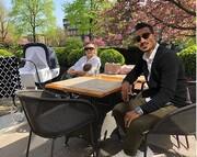 گفت وگو با قوچان نژاد بعد از انتخاب به عنوان  بازیکن خوش پوش هلند