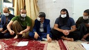 اگر تکفیریها توبه کنند باقیمانده حبسشان بخشوده میشود؟ | تصاویر زندان رجاییشهر و زندانیان آن