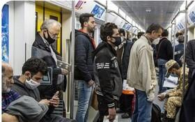 آمار مسافران مترو تهران دوباره میلیونی شد