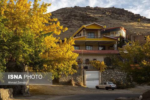 پاییز در روستای کاسوا