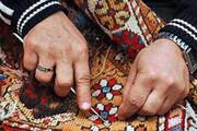 امضای قرارداد ۱۰ هزار دلاری فروش صنایع دستی