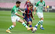 ویدیو | پیروزی پرگل بارسلونا در نیوکمپ | طلسم مسی بالاخره شکست