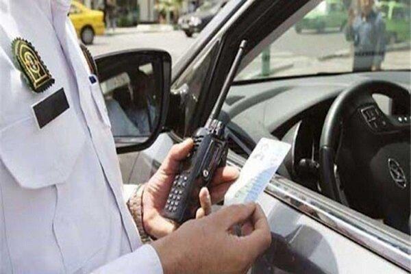 کاهش ۵۰ درصدی رفتار پرخطر رانندگان در ۳ ماه گذشته | باطل شدن گواهینامه در صورت عبور تخلفات از ۳ بار