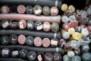 جریمه ۱۱ میلیارد ریالی قاچاقچیان پارچه در یاسوج