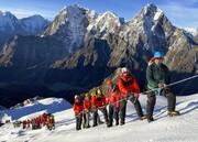 جان باختن دو کوهنورد در اورست به دلیل خستگی شدید | آخرین وضعیت ورزشکار ایرانی