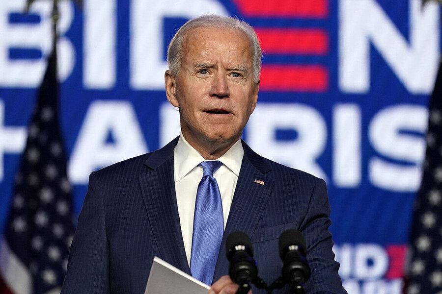 چهار فرمان بایدن پس از ورود به کاخ سفید | دستور مهم برای مسلمانان