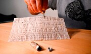 کشف نامه کبوتر نامهرسان پس از ۱۰۰ سال