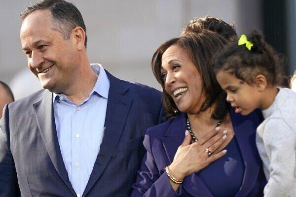 4515028 - زن رنگین پوستی که کاخ سفید را فتح کرد | دومین فرد قدرتمند آمریکا را بشناسید