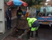 تدوین سناریوی باران در ناحیه پر رفتوآمد تهران