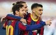 شرط «لیونل مسی» برای تمدید قرارداد با بارسلونا