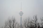 هوای پایتخت در ۱۴ آذر ۹۹، ناسالم برای گروههای حساس