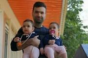 دو ماه از رفتن گمشده کردکوی گذشت | دوقلوهای معین چشمانتظار بازگشت پدر