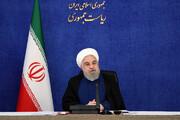 روحانی: مردم در این ۳ سال، علیوار در مقابل مشکلات مقاومت کردند | امیدوارم در شرایط مناسبتری کشور را تحویل دولت بعدی بدهیم
